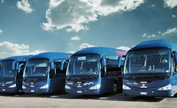 Автобусы компании Turmo Travel