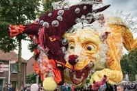 13 незабываемых дивных снимков с ежегодного голландского парада цветов в Нидерландах