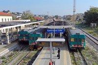 Железнодорожная станция Reggio di Calabria Lido