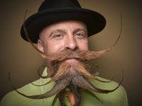 10 самых эпических персонажей с Национального конкурса усов и бород 2016