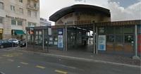 Автостанция на Piazza Partigiani в Перуджи