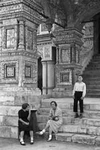 20 фото о том, как жилось в Москве 1939 года