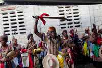 Служители духов: Фотограф 20 лет исследовал вуду в Гаити
