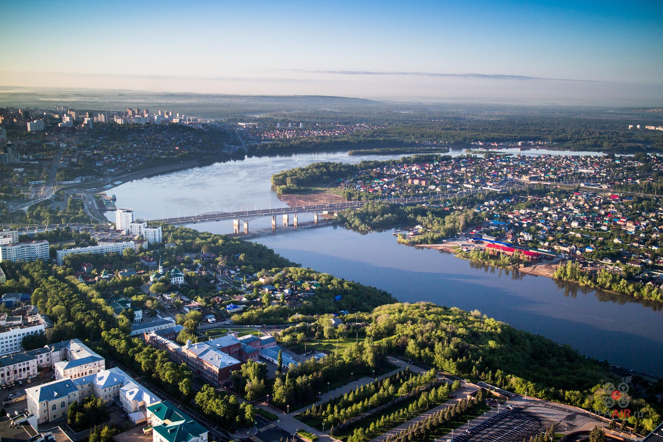 уфа фото города