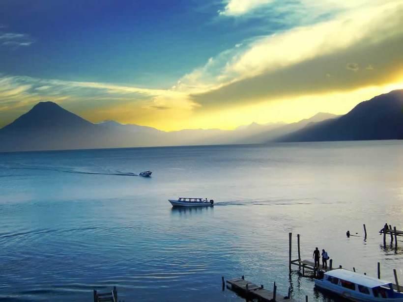Гватемала Гватемала Lake Atitlan Guatemala  1