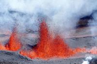 Ошеломляющие извержения вулканов 2016 года, завораживающие своей красотой