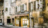 19 красивейших цветных снимков Франции 1952-1964 годов
