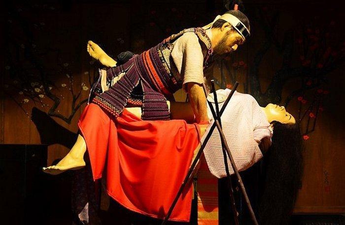 Секс с самураем фото фото 358-475