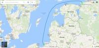 Паромная линия Калининград - порт Усть-Луга