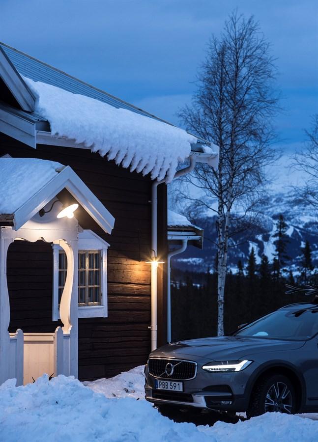 c2245027c3b Volvo Cars и Tablet Hotels открывают уединенный бутик-отель в горах Швеции