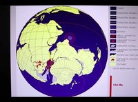 Сенсация! Под островом Маврикий нашли древний континент!