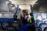 Как «разворачивают» самолеты