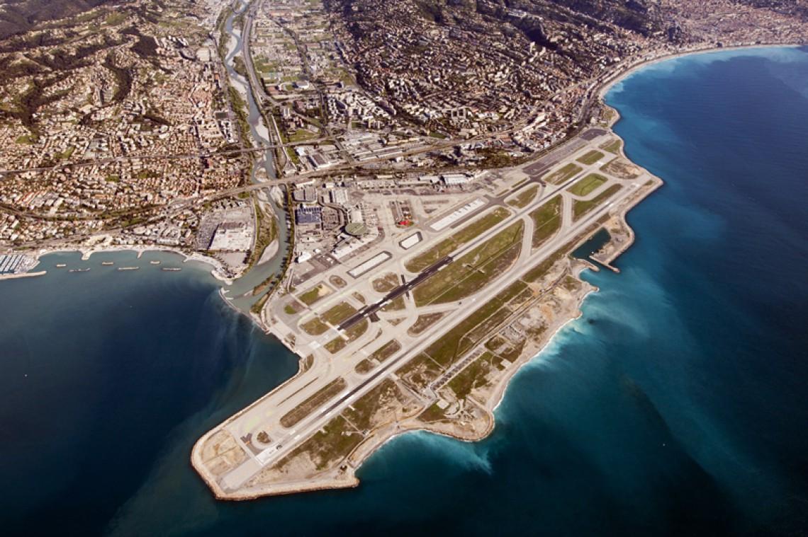 Аэропорт коте дазур