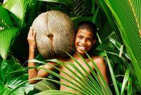 Самые огромные семена растений в мире, похожие на обнаженные женские бедра