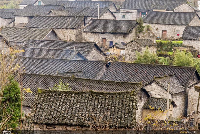 Как живут китайские крестьяне