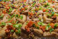 Уличная еда Китая