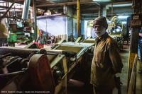 Индийский чайный завод: вид изнутри