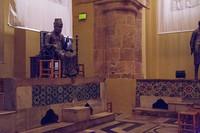 Турецкая баня или Хаммам Аль-Баша в израильском городе Акко