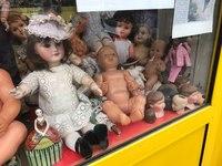 «Кукольный доктор» и его ателье в Париже