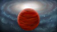 Астрономы нашли звезду меньше Юпитера