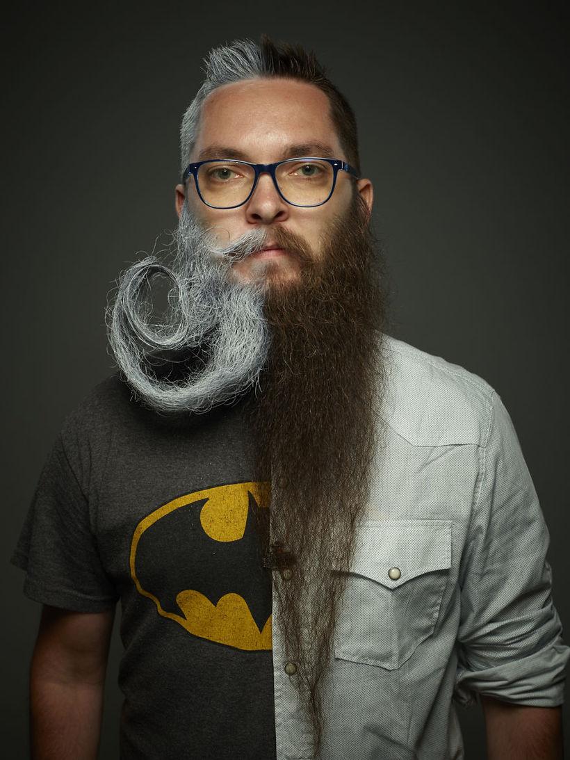 Самое брутальное соревнование: в Техасе прошел чемпионат усов и бород