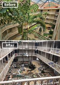10 страшных фото о том, насколько ужасен ураган «Ирма»
