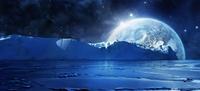 Водные запасы на Луне: как они возобновляются