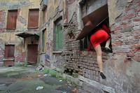 Бесславное лицо: 20 провокационных фото России от Александра Петросяна