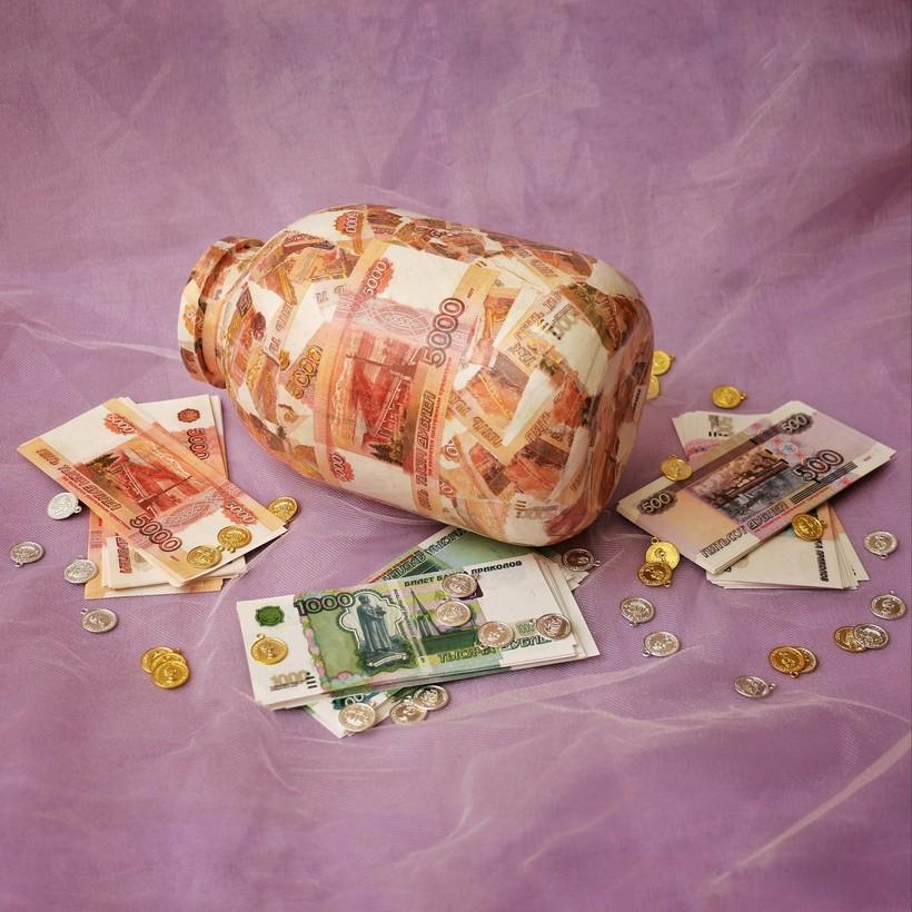 Как оригинально подарить деньги 48