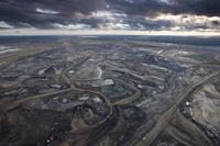 Битумные пески — экологическое бедствие Канады