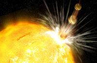 Что станет с Землей, когда Солнце превратится в красного гиганта