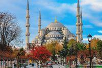 Осенние краски Стамбула