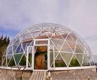 Под куполом: в Стокгольме создали дом, позволяющий экономить на отоплении