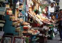Восточный рынок в Медине