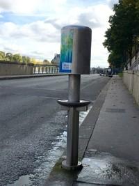 Фонтаны с бесплатной газировкой — только в Париже