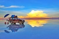Солончак Уюни: самое большое зеркало в мире и отели, где просят не облизывать стены