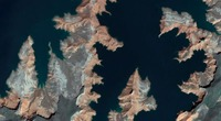 20 потрясающих фотографий Земли с сервиса Google Earth