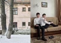 Немка сфотографировала жизнь россиян за дверью советских хрущевок