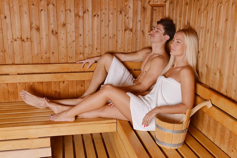 Секс баня сауна фото разделяю