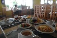 Сытный обед и отличное обслуживание в отеле