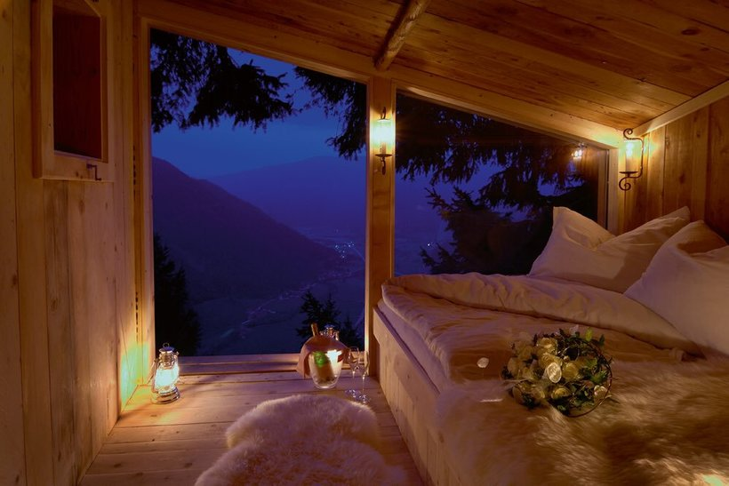 Лучшее место зимой: сказочное шале принца Лихтенштейна, которое продается за $1,4 млн