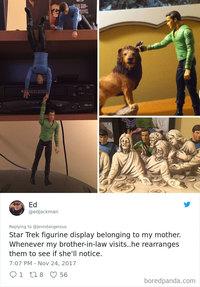 Люди делятся снимками очень странных вещей, которые они нашли в доме своих родителей