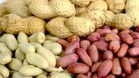 Арахис — единственный орех, который выкапывают из земли, а не срывают с дерева