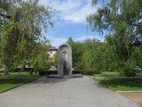 Памятник медикам в Кисловодске