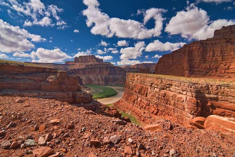 15 национальных памятников США, от красоты которых перехватывает дыхание