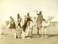 Древние чудеса Египта и его жители в 1800-х годах на фотографиях братьев Зангаки