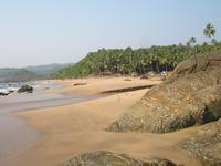 Майские пляжи в штате Гоа