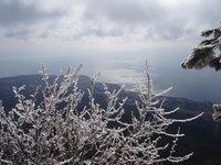 Вид на Ялту с вершины Ай-Петри