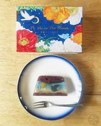 Японцы разработали потрясающие десерты, в которых меняется изображение