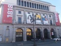 Оперный театр в Мадриде